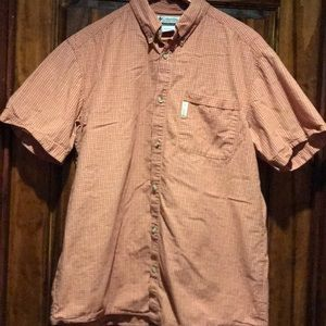 EUC Columbia large shirt
